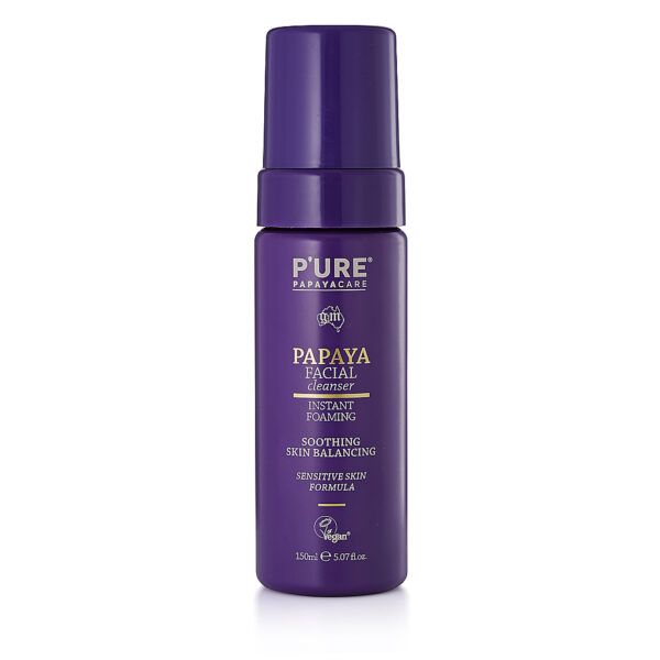 pure facial cleanser
